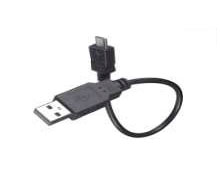 Mini-USB Ladekabel / HIGHLUX.30 + BRILLIAN 914